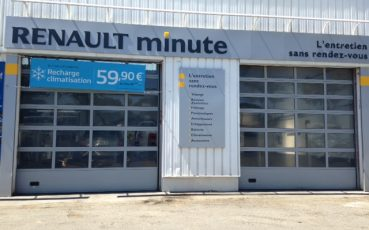 Concessionnaire Renault Montmaurin
